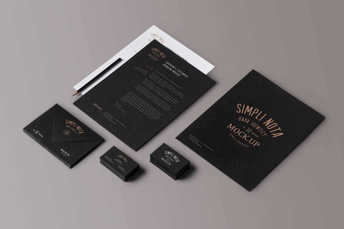 Simple Brands Stationary